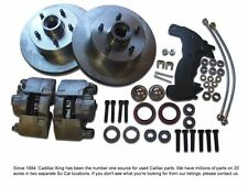 1961 1962 1963 1964 61 62 63 64 CADILLAC FRONT DISC BRAKE CONVERSION KIT NEW T