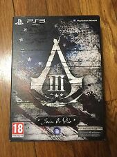 Assassin's Creed III -- Join or Die Edition (Sony PlayStation 3, 2012) -...