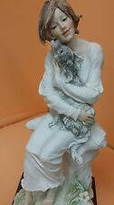 "Florence G.Armani ""Silvia ""Beautiful figurine."