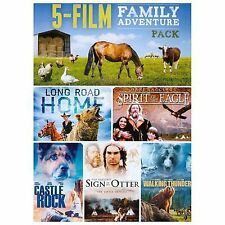 5-Film Family Adventure Pack, Vol. 1 (DVD, 2014)