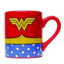 Wonder Woman Uniforms 20oz Jumbo Ceramic Mug DC Comics Justice League Coffee