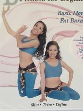 Bellydance Fitness for Beginners - Basic Moves and Fat Burning (DVD) NEW Dancing