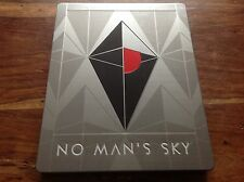 No Man's Sky Rare G2 Size Steelbook Case From Collectors Limited Edition Mint