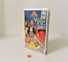 The Wizard of Oz (VHS, 1996, Clam Shell) Judy Garland, Frank Morgan, Ray Bolger