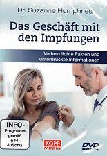 DAS GESCHÄFT MIT DEN IMPFUNGEN - Dr. Suzanne Humphries KOPP VERLAG - DVD