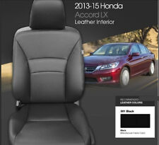 HONDA ACCORD 2013-2015 LX/SPORT EX LEATHER INTERIOR KIT-SEDAN & COUPE ALL COLORS