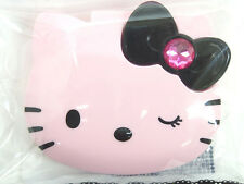 F/S Sanrio Hello Kitty False Eyelashes Case Pink  from Japan auction