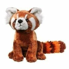 "8"" Red Panda Plush Stuffed Animal Toy"