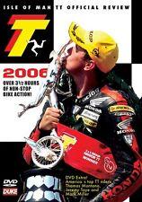TT 2006 DVD. 220 Mins. John McGuinness. MotorSportVideoUSA. DUKE 1634NV