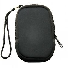 Universal Compact Camera Case Bag Pouch For Pocket slim Digital Camera With Rope