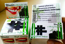 25G WONDER CHARCOAL TOOTHPASTE REDUCE THE SYMPTOMS OF MOUTH ULCERS,GINGIVITIS