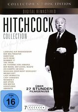 20 early classics ALFRED HITCHCOCK COLLECTION Reef pirates REBECCA DVD Edition