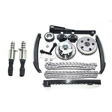 Timing Chain Kit+Phasers+VVT Valves For 04-11 Ford F-150 F-250 Lincoln 5.4L