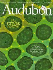 2009 Audubon Magazine: The Way Green Design Changes How We Live/Rare Parrot