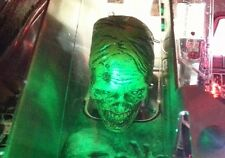 The WALKING DEAD Pinball Bicycle Girl Light Mod GREEN