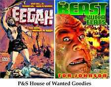 EEGAH & THE BEAST OF YUCCA FLATS- 2 Movies [DVD]