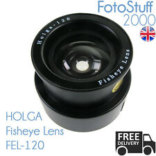 HOLGA FEL-120 Fisheye Lens Accessory for Holga 120 Cameras