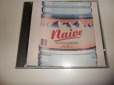 CD  Naive (1992) von Fudge Tunnel, Scorn, Old und Pitch Shifter