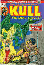 Kull the Conqueror # 15 (Mike Ploog) (USA,1974)