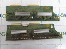 BUFFER BOARD TNPA4384 + TNPA4383 - PANASONIC TH-42PZ70BA