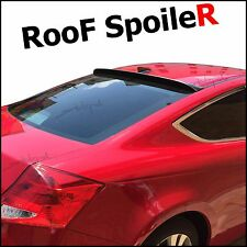 SPKdepot 380R (Fits: Infiniti G35 4dr 2003-06) Rear Roof Window Spoiler Wing