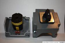 Polumschalter sens de rotation Interrupteur source d'énergie 380 volts triphasé moteur