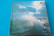 "RICK WAKEMAN "" SEA AIRS "" LP IPERSPAZIO 1990 MADE IN ITALY SEALED"