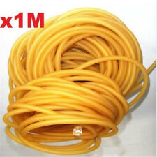 FD4435 Natural Latex Rubber Band for Slingshot Catapult Elastic Parts 6x9mm 1M♫