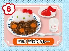Re-Ment Miniature Sanrio Hello Kitty Retro Dinner Restaurant Set # 8