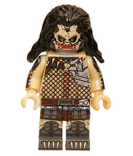 Custom LEGO Minifigure : PREDATOR (mini figure) jungle alien