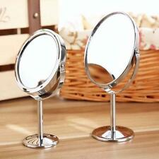 Makeup Cosmetic Double Sided Normal Magnifying Stand Mirror Gifts For Lovers LN