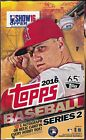 2016 Topps Baseball Series 2  factory sealed hobby box 36 packs