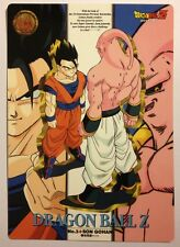 Dragon Ball Z Jumbo Carddass Adventure Stories 3