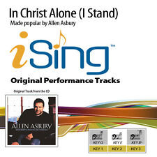 Allen Asbury - In Christ Alone (I Stand) - Accompaniment Track