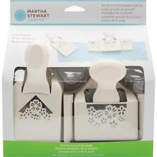 Martha Stewart Punch around the page Punch set Wild Flowers