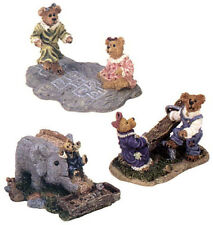 """Boyds Bearly Built Acces'sory """"Wee Bear Daycare Center Accessories - 19525-1-Nib"""
