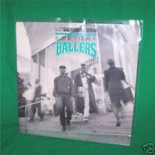 KID SENSATION SEATTLE WA SEATOWN BALLERS NASTY MIX 33 RECORD ALBUM DJs NO POSERS