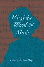 Virginia Woolf and Music, Adriana L. Varga
