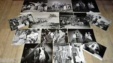 LE VILLAGE MAGIQUE ! jp le chanois rare photos presse argentique cinema 1953