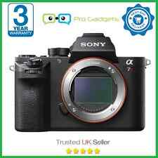 Sony Alpha a7R II 42MP 4K Fullframe PAL/NTSC Camera - 3 Year Warranty