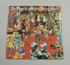 Sir Peter Blake Signed Band Aid 1984 Do they Know Its Christmas? Autograph Vinyl