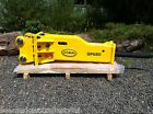 SP-680 Hydraulic Rock Breaker suit 4 - 7 Ton Excavator
