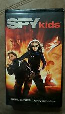 Spy Kids (VHS Clamshell, 2001)