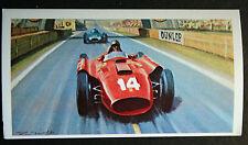 Ferrari - Lancia   Collins   1956 French Grand Prix  Reims   VGC