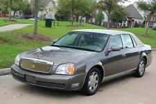 Cadillac : DeVille 4dr Sdn