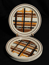 4 Arklow Highlands Aran Stone Irish Salad Plates