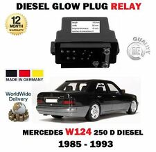 FOR MERCEDES W124 250D 250TD OM 602.912 602.930 1985-1993 GLOW HEATER PLUG RELAY
