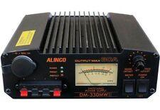 ALIMENTATION ALIM ALINCO DM-330MW2  5 à 15v DC 30A POUR CB EMETTEUR RECEPTEUR