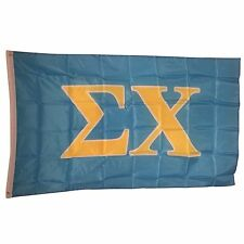 Sigma Chi Letter Flag 3' x 5'