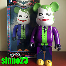 Medicom 1000% Bearbrick ~ DC Comics The Joker Be@rbrick Why So Serious Batman